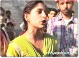 Akali Sarpanch Ne Teacher Kuri De Maraya Thappar