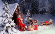 Santa Claus Winter