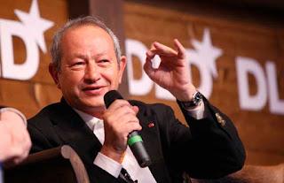 Nagib Sawiris diz no Twitter que vai comprar ilhas para refugiados