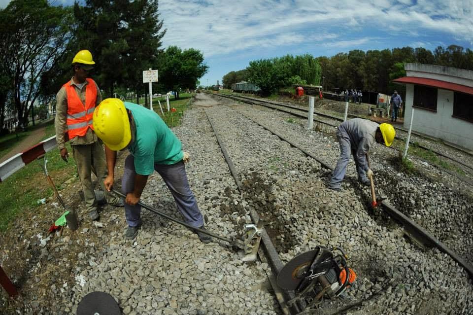 Tren a c rdoba ultiman detalles para adjudicar el ramal for Ministerio del interior cordoba