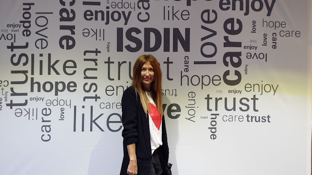 Isdin, SprayAndGoByUreadin, Evento, Bloggers