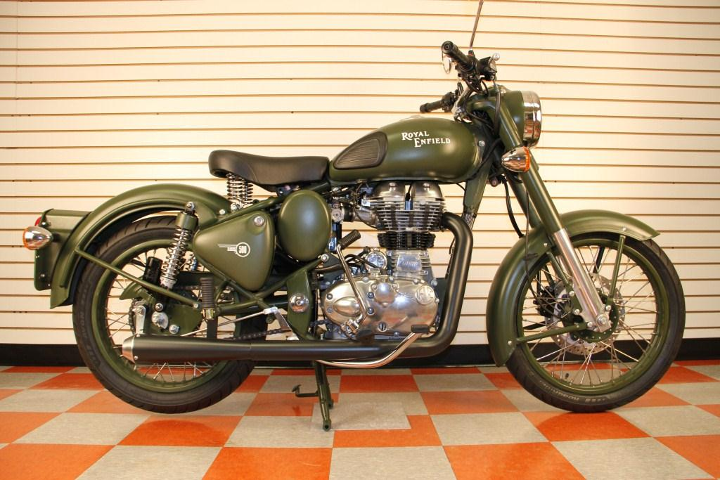 royal enfield bullet 500 performance exhaust auto car. Black Bedroom Furniture Sets. Home Design Ideas