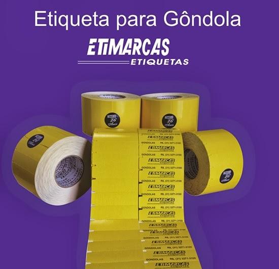 Etiquetas para Gôndola
