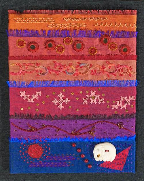Workshop the art of embroidery maiwa