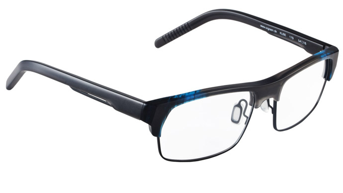 Orgreen opticals for 2012 - Kube