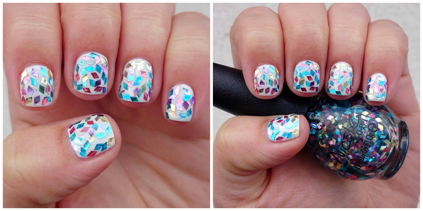 Dahlia Nails: Nicole by O.P.I Spring Summer Collection