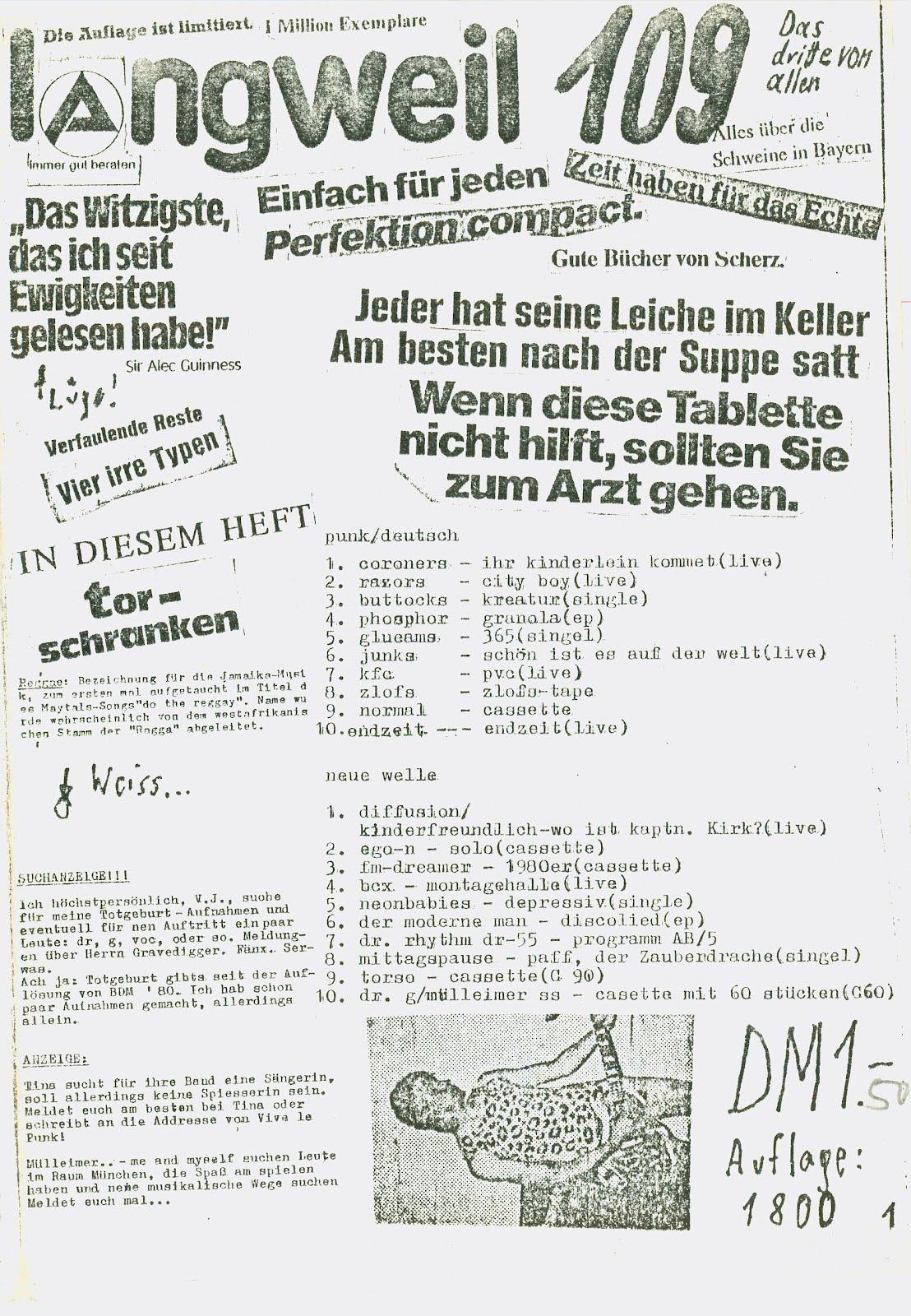 Marionetz / Junks / Störtrupp* Stoertrupp - Beliebte Melodien Aus Deutschem Süden