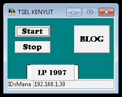 Inject Telkomsel Kenyut V.1 20 September 2015