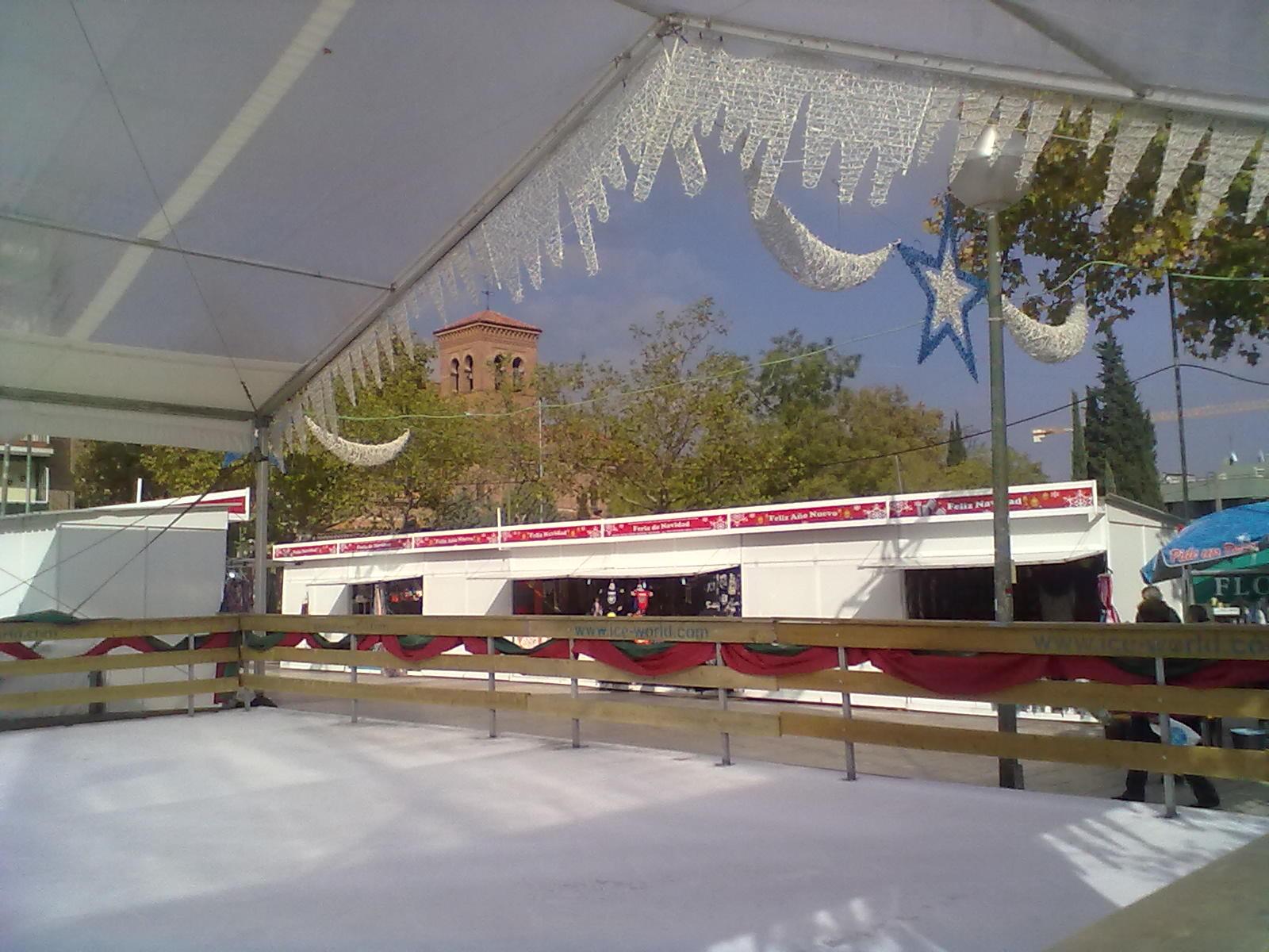 Nosolometro pistas de patinaje sobre hielo en madrid para - Plaza norte majadahonda ...