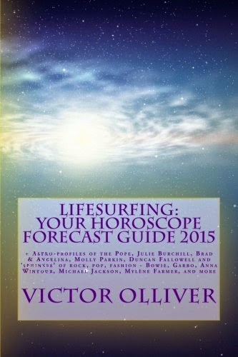 Lifesurfing: Your Horoscope Forecast Guide 2015 - click cover to buy/sample