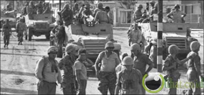 Perang Israel Vs Egypt, 6 hari
