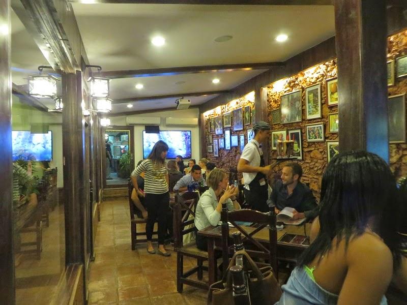 Paladar San Jose Calle Maceo Gutierrez 382 E Colon Y Smith Trinidad Sancti Spiritus Www Restaurantbarsanjose Tel 53 41 994702