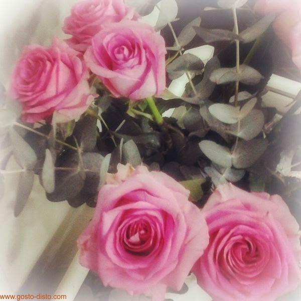 Encher a casa de flores