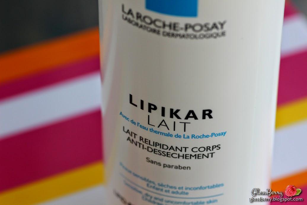 la roche posay lipikar dry skin lotion review לה רוש פוזה פוזיי קרם גוף מומלץ לחורף לעור יבש מאוד