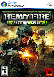 havb Download   Jogo Heavy Fire Shattered Spear SKIDROW   PC (2013)