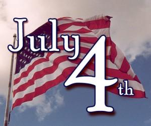 4 de Julio USA