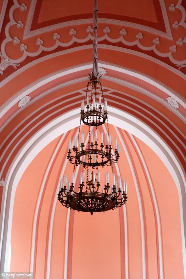 чесменская церковь спб
