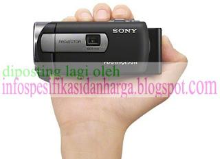 Harga Sony Handycam Projector DCR-PJ5 Terbaru 2012