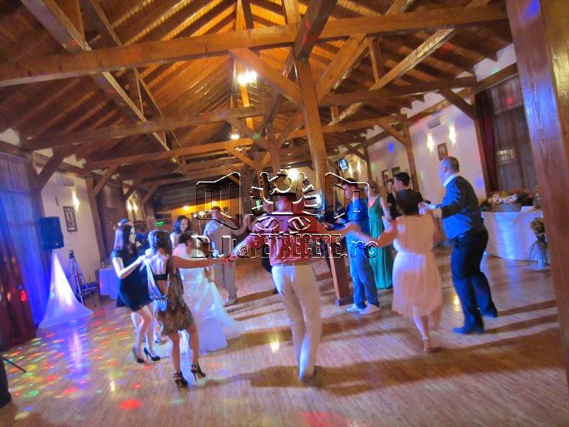 Nunta cu DJ la Popasul Voievozilor - sat Lacul Turcului - 2