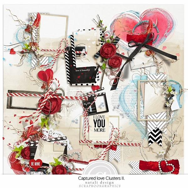 http://shop.scrapbookgraphics.com/Captured-Love-Clusters-2.html