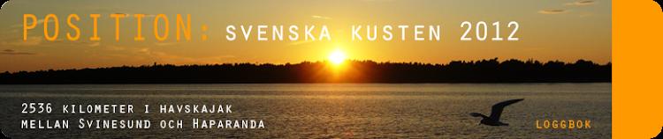 POSITION: svenska kusten 2012