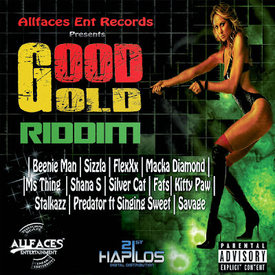 GOOD GOLD RIDDIM