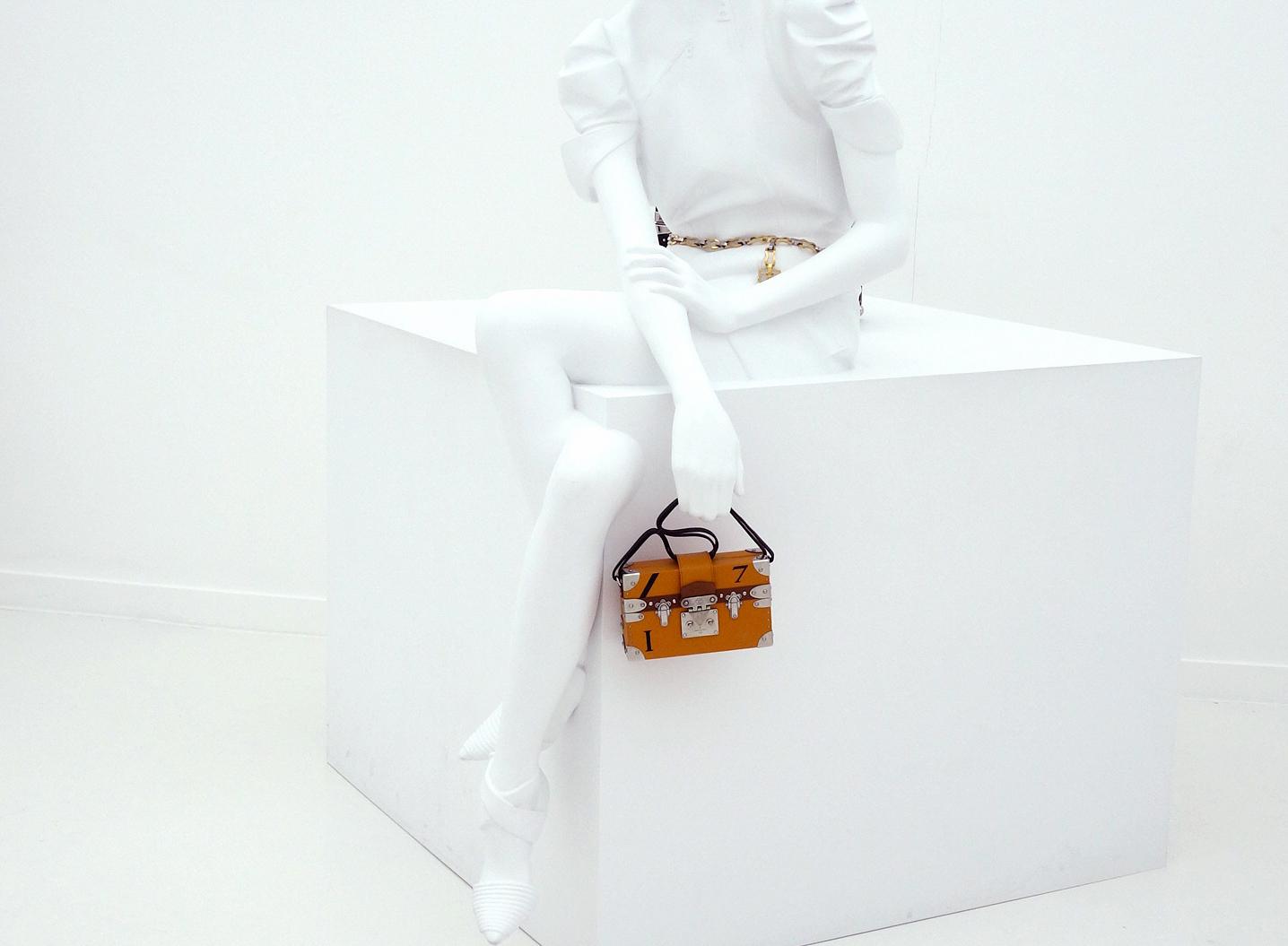 #LVSERIES3 Louis Vuitton Series 3 fashion exhibition in London / review & photos via www.fashionedbylove.co.uk British fashion blog
