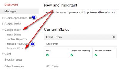 "Cara Mudah Menghapus Broken Link ""ERROR 404"""