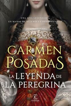 La leyenda de la Peregrina, Carmen Posadas