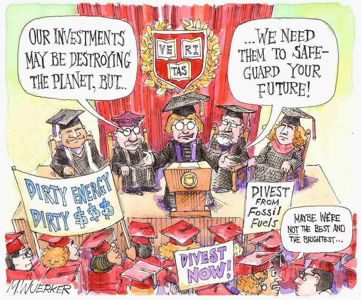 Matt Wuerker: Best & Brightest.