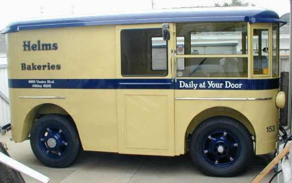 Automobile Brands Of The Past Vintage Delivery Trucks