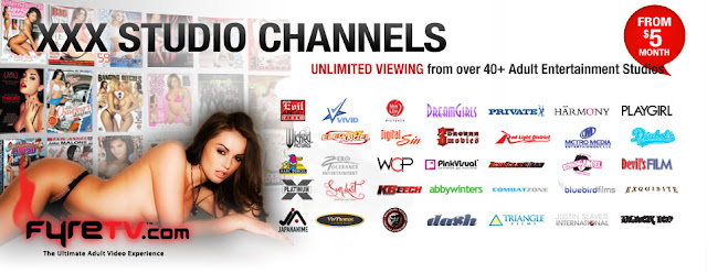 Over 100 XXX channels streaming thousands of porno flicks. Pick your unlimited porn package & watch over 15,000 movies Free for 7 Days.