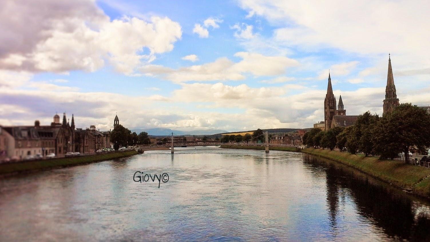 Visitare Inverness in Scozia nelle Highlands