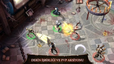 Dungeon Hunter 4 Android