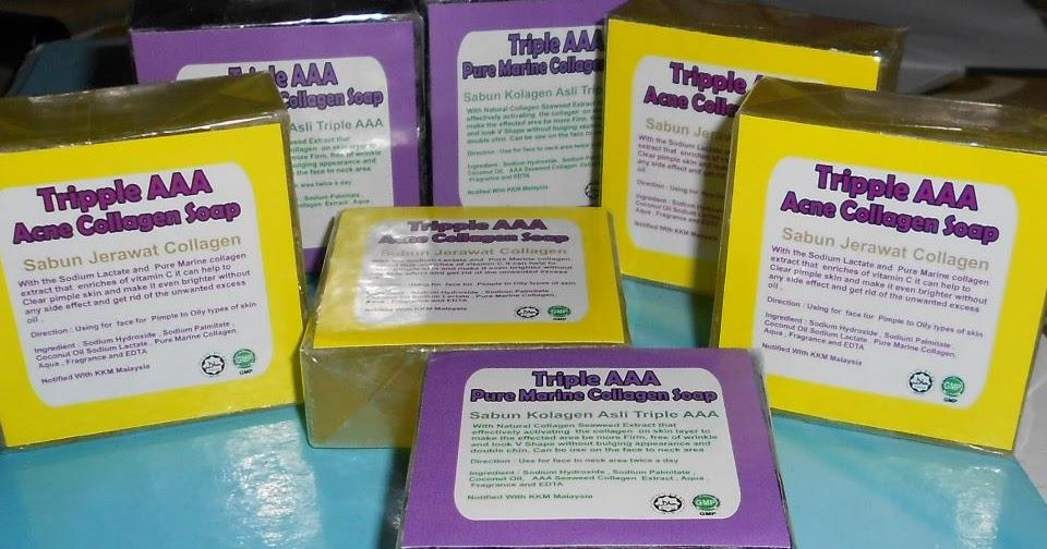 resepi pilihan.blogspot com: sabun rumpai laut