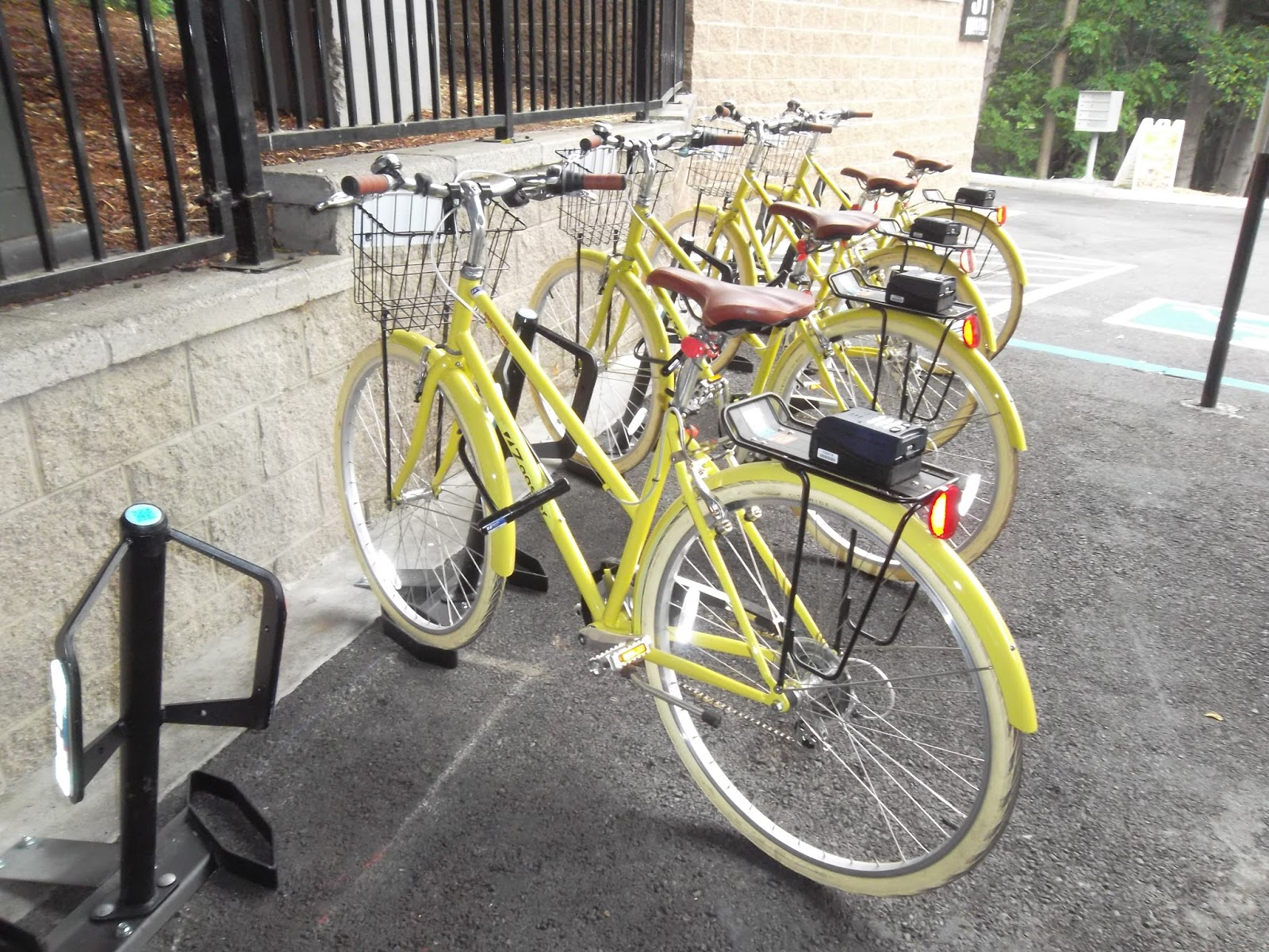 Librarian on a Bicycle: Zagster bikeshare in Ashland, Oregon