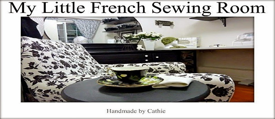 My Little French Sewing Room
