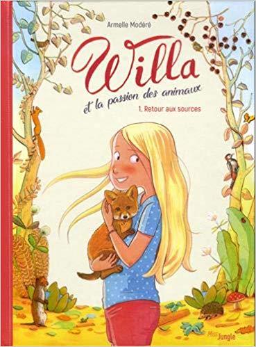 Willa et la passion des animaux