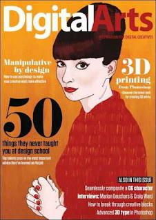 Digital Arts Magazine December 2012