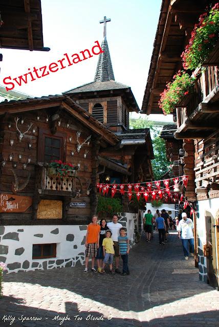 Europa Park - Switzerland