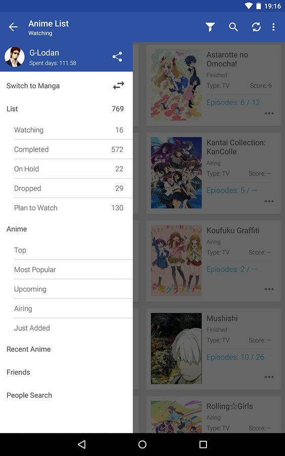 Download Apps MyAnimeList APK For Android