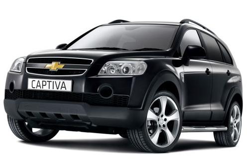 Spesifikasi Dan Harga Mobil Chevrolet Captiva Spesifikasi Mobil