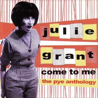 Julie Grant - Count On Me! The Pye Anthology
