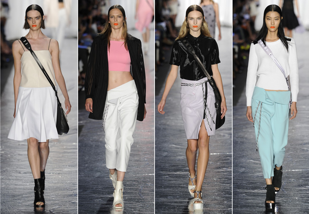 Casual Chic Collections - NYFW Spring 2014