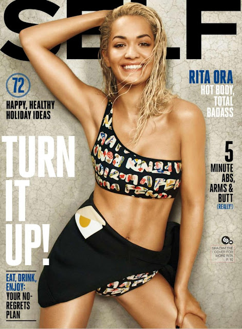 Actress, Singer @ Rita Ora - Self USA, December 2015