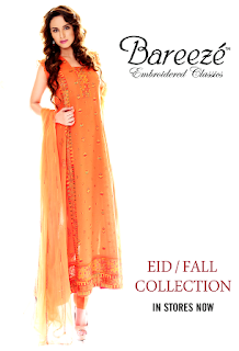 Best Bareeze Winter Collection 2013