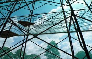 dàn giáo bao che công trình, lưới chống vật rơi