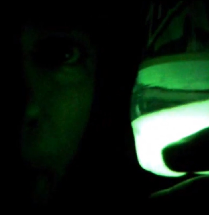how to make glow in the dark mountain dew