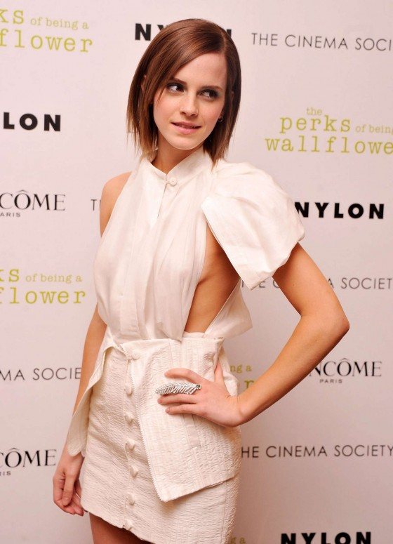 Emma Watson hot NewYork