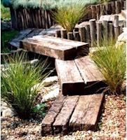 Maderas Recicladas Para el Jardín
